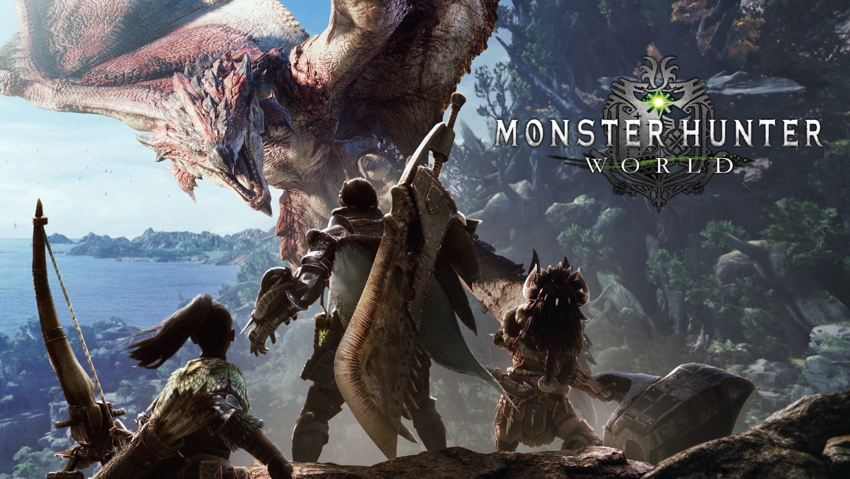 Monster Hunter World le jeu à ne pas rater !