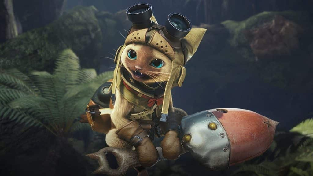 Monster Hunter World - Palico