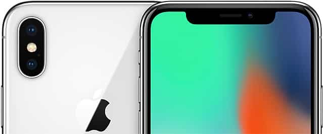 Comparatif iPhone X vs Samsung Galaxy S9+
